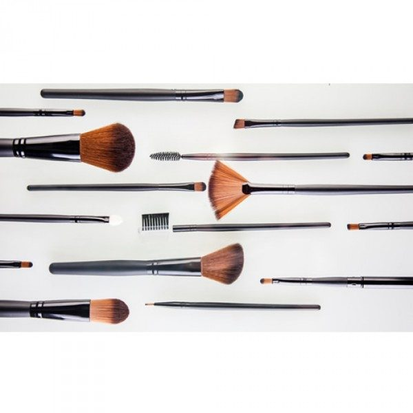16 Piece Makeup Brush Set