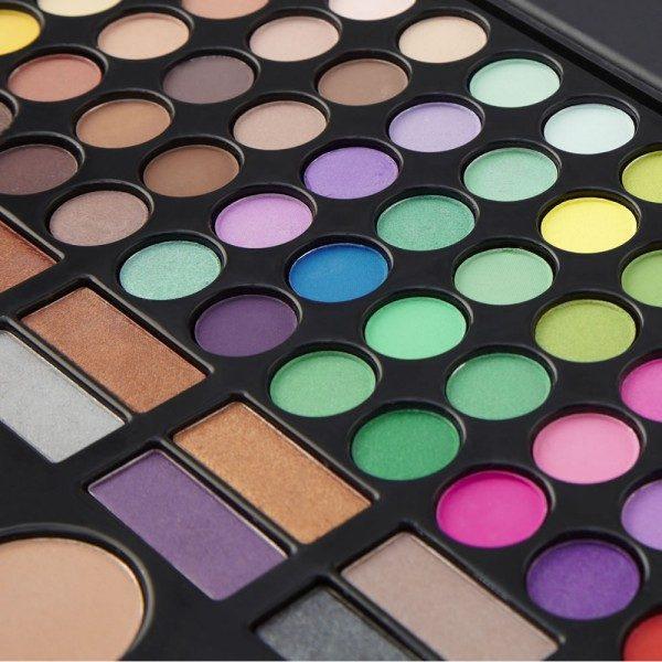 Bright Eyeshadow Palette - LaRoc 78 Colour