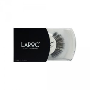 Luxury Silk Eyelashes - Baby Doll