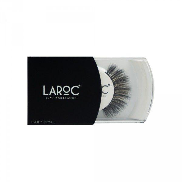 Luxury Silk Eyelashes - Baby Doll