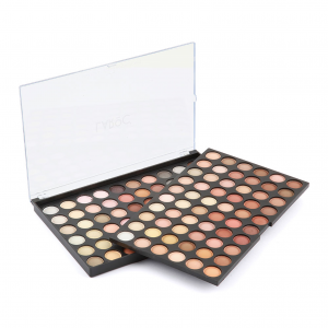 Natural Eyeshadow Palette - LaRoc 120 Colours