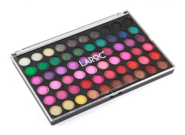 Summer Eyeshadow Palette - LaRoc 120 Colours