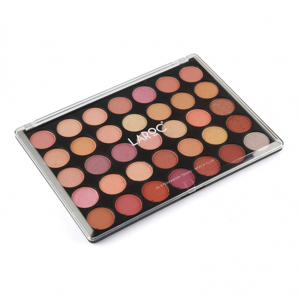 35 Colour eyeshadow palette - Beach Club