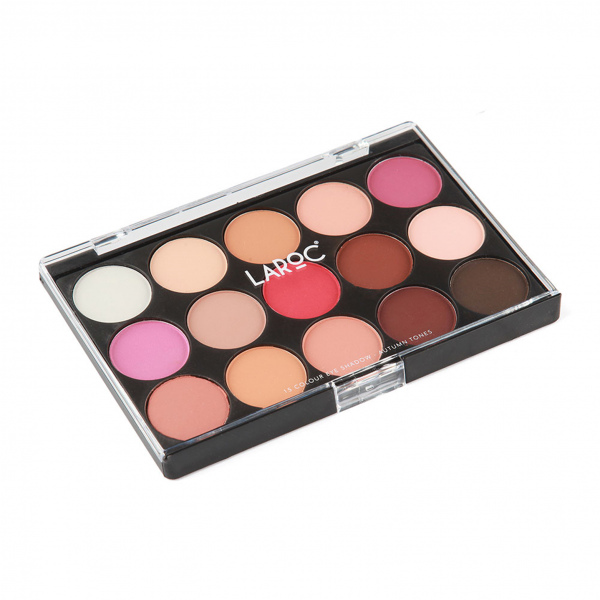 Autumn Eyeshadow Palette - LaRoc 15 Colour