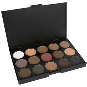 Warm Eyeshadow Palette - LaRoc 15 Colour