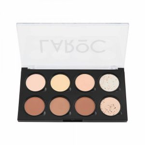8 Colour Contour Palette - Powder
